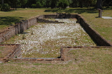 Remains Of Frederica House