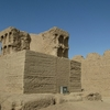 Remnants Of Buddhist Temple - Ruined City Of Jiao He - Turpan