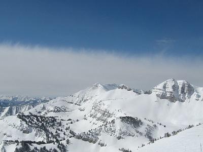 Rendezvous Mountain - Grand Tetons - Wyoming - USA
