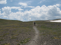 Rendezvous Mountain Trail