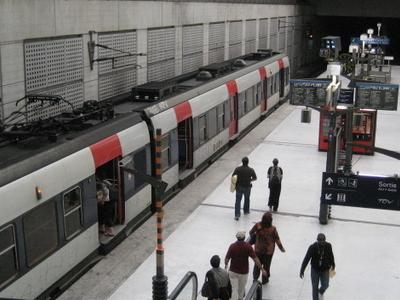 RER B Platforms