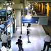 RER C Platforms At Bibliotheque Francois Mitterrand