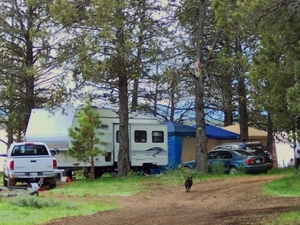 Reservoir Campground F