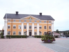 The Governor\\\'s Residence In Härnösand