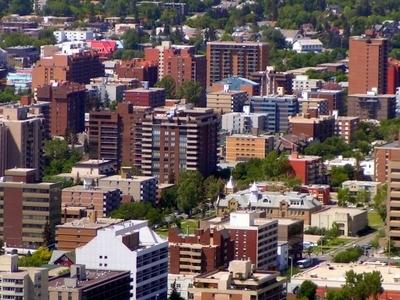 Residential Buildings In Beltline