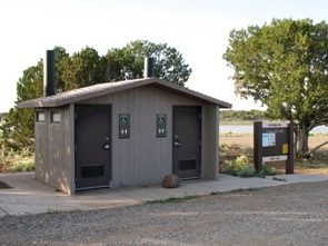 Restroom Facilities Long Lake