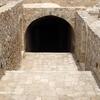 Rethymno Fortezza Tunnel