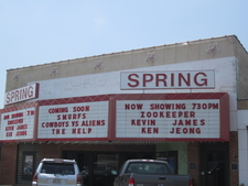 Revised Spring Theater Springhill