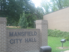 Revised Mansfield City Hall