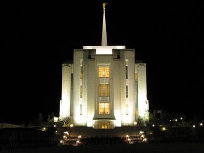 Rexy  Temple  Night