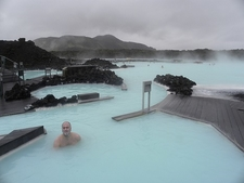 Reykjanes Peninsula - Blue Lagoon Pool
