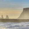 Reynisdrangar - Basalt Seastacks - South Iceland