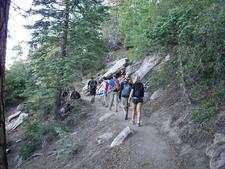 Reynolds Creek Trail 150 - Tonto National Forest - Arizona - USA