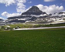 Reynolds Mountain - Glacier - USA