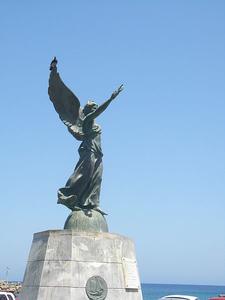 Rhodes War Memorial