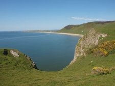 Rhossili Bay View - Wales UK