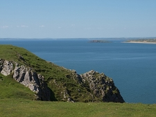 Rhossili Bay @ Wales UK