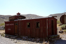 Rhyolite Old Mining Town