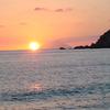 Ricadi - Sunset Over Stromboli
