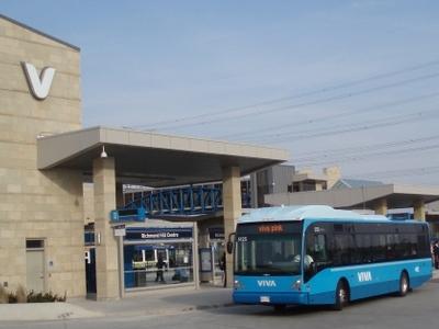 Richmond Hill Centre