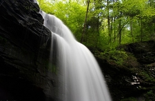 Ricketts Glen State Park Waterfall - Pennsylvania