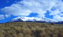 Ridge Walking Track - Tongariro National Park - New Zealand