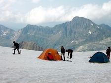 Riding Camp - Aneto - Posets-Maladeta NP