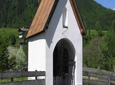 Riederer Chapel Achenkrich Austria