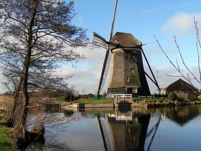 Windmill Rietveldse Molen