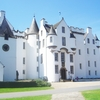 Right Side View Of Blair Castle
