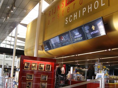 Rijks Museum Schipol Airport