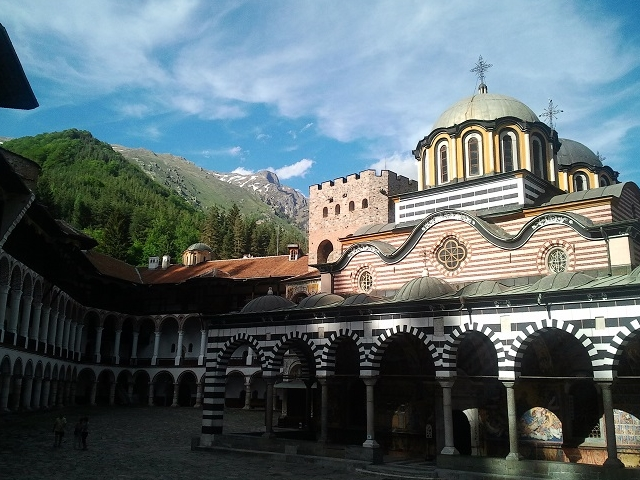 Rila Monastery and Boyana Church Photos
