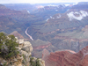 Rim Trail  - Grand Canyon - Arizona - USA