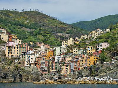 Riomaggiore Waterfront