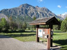 Rising Sun Campground - Glacier - Montana - USA