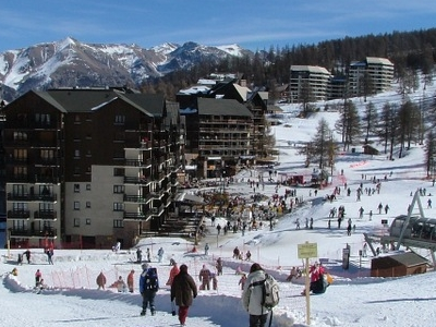 Risoul Main Ski Station