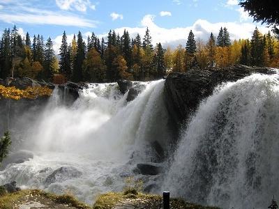 Ristfallet - Aare River - Ostersund