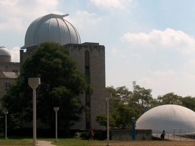 Ritter Planetarium & Brooks Observatory