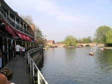 River And Royal Shakespeare Theatre