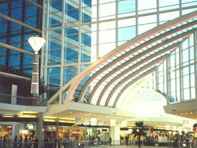 Riverchase Galleria Center Food Court