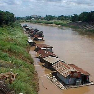 River Houses In Phitsanulok