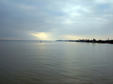River In Haldia