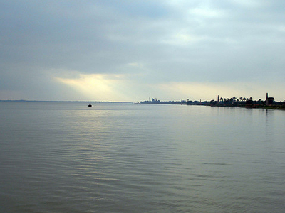 River In Haldia
