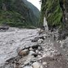 River In Mustang Annapurna - Nepal