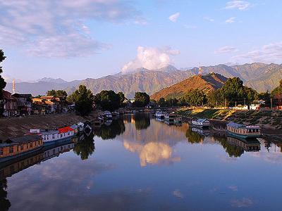 River Jhelum Srinagar