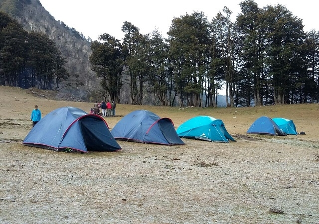 Riverside Camping - Kullu Manali - Tirthan Valley Photos