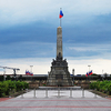 Rizal Monument Back View