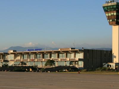 Rijeka Airport Terminal