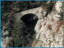 Römerbrücke Tösens Austria