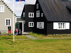 Árnesinga Museo Folk - La casa en Eyrarbakki